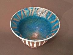 Raku bowl 3