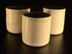 Porcelain Green Celadine Beaker