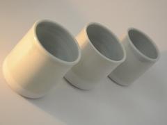 Porcelain Celadine Beakers