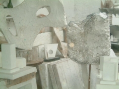 Barbara Hepworth's studio in St Ives